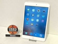 Apple iPad Mini 1 16GB Silver incl. Lader In Nette Staat