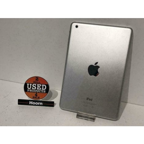 iPad Mini 1 16GB Silver incl. Lader In Nette Staat