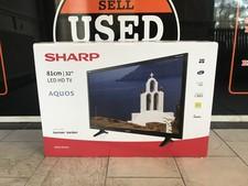sharp SHARP AQUOS LC-32HI3012E - 32'' HD READY LED TV Nieuw in Doos