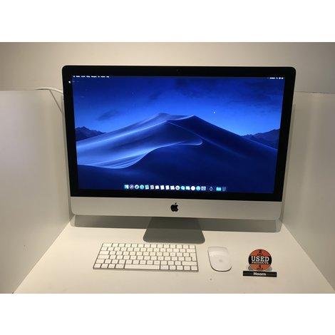 Apple iMac Retina 5K 27-inch 2019 in Nieuwstaat 3.0GHz i5 - 16GB Ram - 256GB SSD