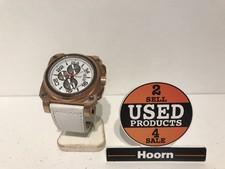 Max Heren Horloge Rose Goud