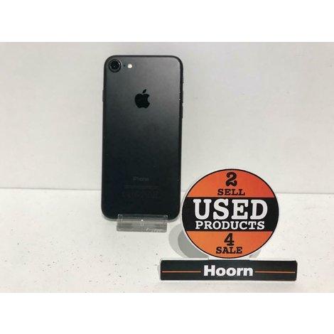 iPhone 7 128GB Black Los toestel incl. Lader