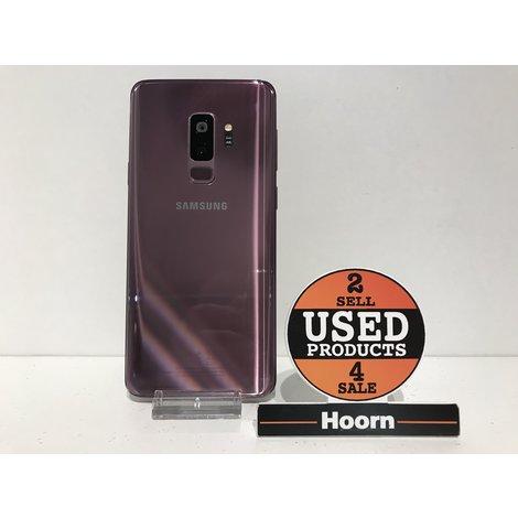 Samsung Galaxy S9 Plus 64GB Purple Los Toestel incl. Lader