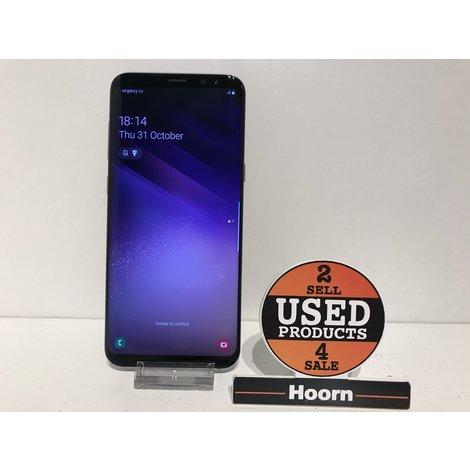 Samsung Galaxy S8 Plus 64GB Dark Grey Los Toestel incl. Lader
