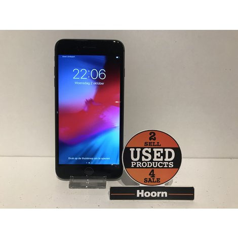 iPhone 8 Plus 64GB Space Gray Los Toestel incl. Lader
