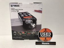 Yamaha Pocketrak PR7 Pocket Recorder in Doos