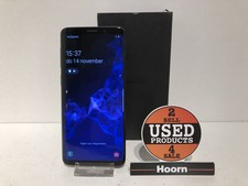 Samsung Galaxy S9 64GB Midnight Black in Doos incl. Lader in Nette Staat