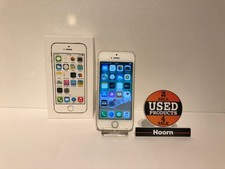 iPhone 5S 16GB Gold in Doos incl. Lader in Nette Staat