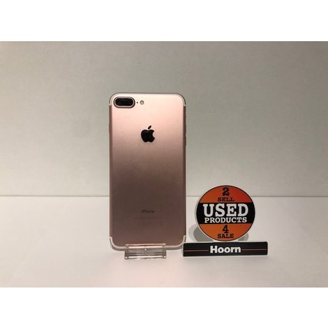 iPhone 7 Plus 32GB Rose Gold Los Toestel incl. Lader in Nette Staat