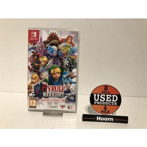 Nintendo Switch Game: Hyrule Warriors