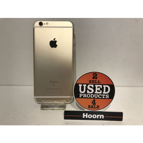 iPhone 6S 32GB Gold Los Toestel incl. Lader