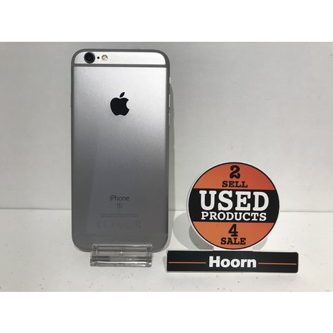 iPhone 6S 16GB Space Gray Los toestel incl. Lader