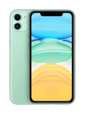 iPhone 11 256GB Green Nieuw in Seal