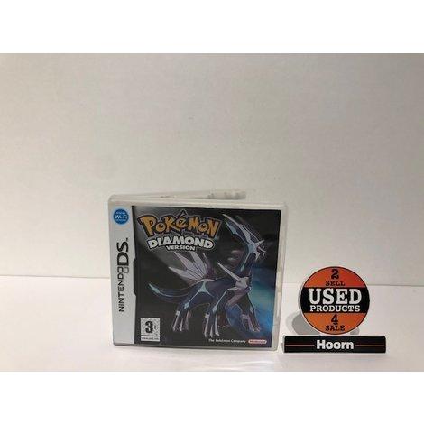 Nintendo DS Game: Pokemon Diamond Version