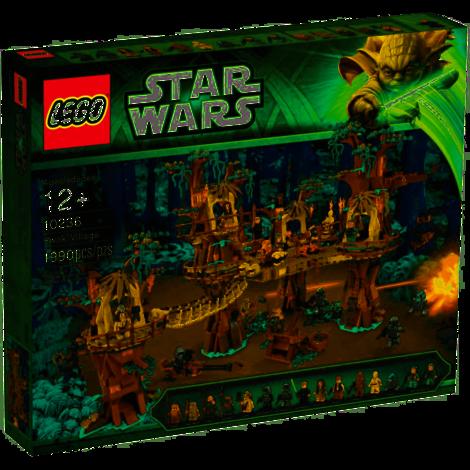 LEGO 10236 Star Wars Ewok Village Nieuw in Doos