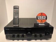 Kenwood KA-5050R Stereo Integrated Amplifier incl. AB en Boekje