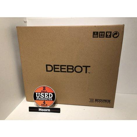 Ecovacs Deebot Slim2 DA5G.11 Robotstofzuiger Zwart Nieuw in Doos