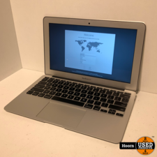 Apple Macbook Apple Macbook Air 11.6'' Mid 2013 incl. Lader i5 1,3GHz | 4GB Ram | 128GB SSD