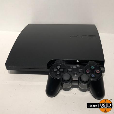 Playstation 3 Slim 250GB Compleet met Controller