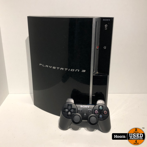 Playstation 3 Phat 80GB Compleet met Controller
