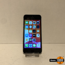 iPhone 5 SE 32GB Space Gray Los Toestel incl. Lader