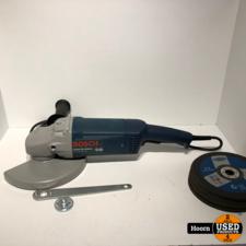 Bosch Professional GWS 20-30 H Haakse slijper 230MM 2000W In Koffer incl. 15 Slijpschijven