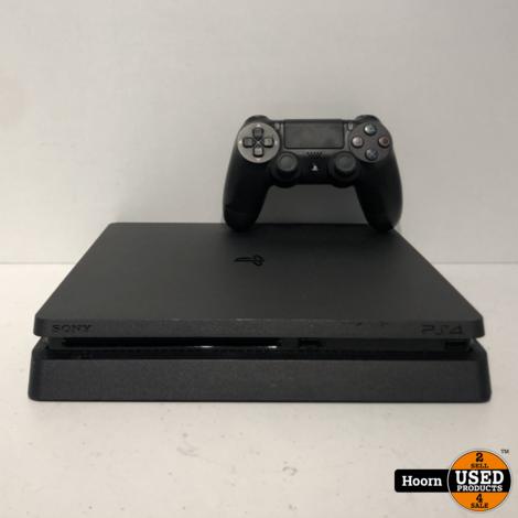 Playstation 4 Slim 500GB Compleet in Doos Met Controller