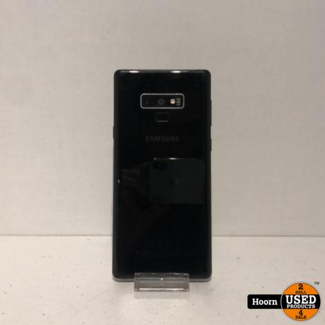 Samsung Galaxy note 9 128GB Midnight black Los Toestel incl. Lader
