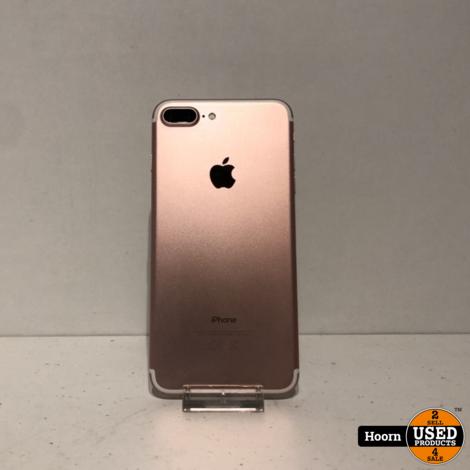 iPhone 7 Plus 32GB Rose Gold Los Toestel incl. Lader