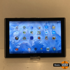 Acer Iconia One 10'' B3-A40 32GB Wifi Zwart Tablet incl. Lader in Nette Staat