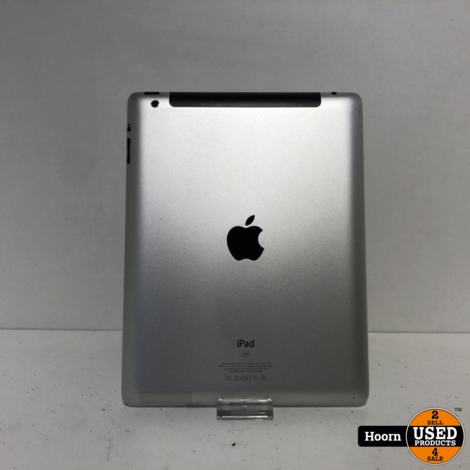 iPad 3 32GB Wifi + 3G Wit incl. Lader