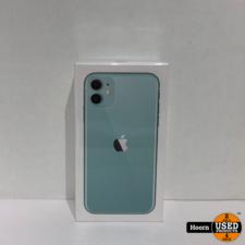 iPhone 11 64GB Groen Nieuw in Seal