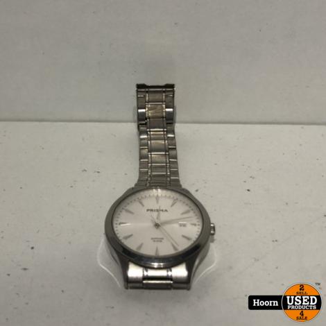 Prisma P1650 Heren Horloge Staal