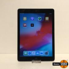 Apple iPad Apple iPad Air 2 16GB WiFi Space Grey Incl. Lader in Nette Staat