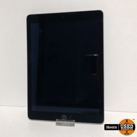 Apple iPad Air 2 16GB WiFi Space Grey Incl. Lader in Nette Staat