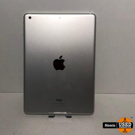 Apple iPad Air 1 32GB Silver incl. Lader In Zeer Nette Staat