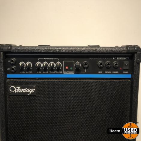 Vantage VB50 Microbass 50W Gitaar Versterker/Amplifier