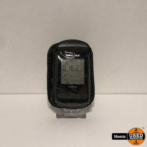 Qstarz SR-Q2100 LCD Outdoor Sports GPS Recorder Compleet