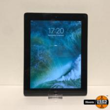 Apple iPhone iPad 4 16GB Wifi Zwart Losse Tablet met Nieuw Scherm incl. Lader
