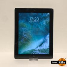 Apple iPad iPad 4 16GB Wifi Zwart Losse Tablet met Nieuw Scherm incl. Lader