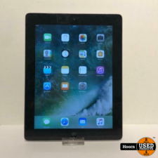 iPad 4 16GB Wifi Zwart Losse Tablet incl. Lader in Redelijke Staat