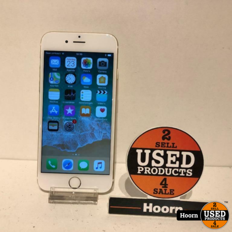 iPhone 6 16GB Gold Los Toestel incl. Lader