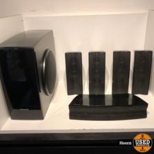 samsung PS-RX250 5.1 Speaker Set Met Subwoofer