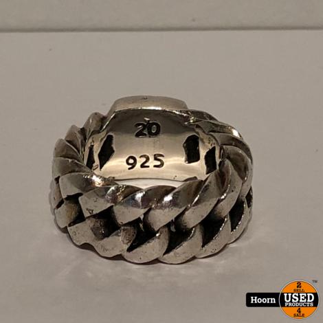 Buddha to Buddha Chain Ring Maat: 20