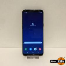 samsung Samsung Galaxy S8 Plus 64GB Black Los Toestel incl. Lader