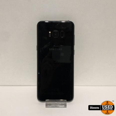 Samsung Galaxy S8 Plus 64GB Black Los Toestel incl. Lader