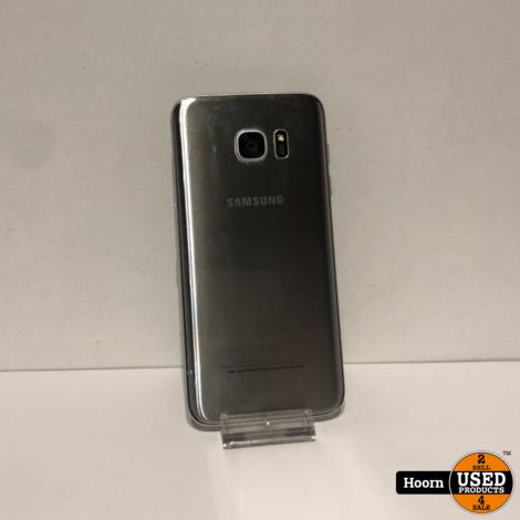 Samsung Galaxy S7 Edge 32GB Silver Los Toestel incl. Lader