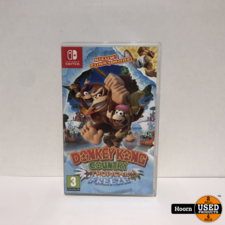 Nintendo Switch Game: Donkey Kong Country Tropical Freeze