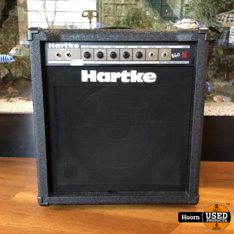 Hartke B60 Bass Versterker 60watt