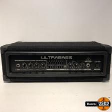 Behringer Ultrabass BXD3000H Bas Gitaarversterker in Case